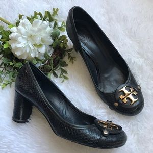 Tory Burch | Chunky Heel Pumps